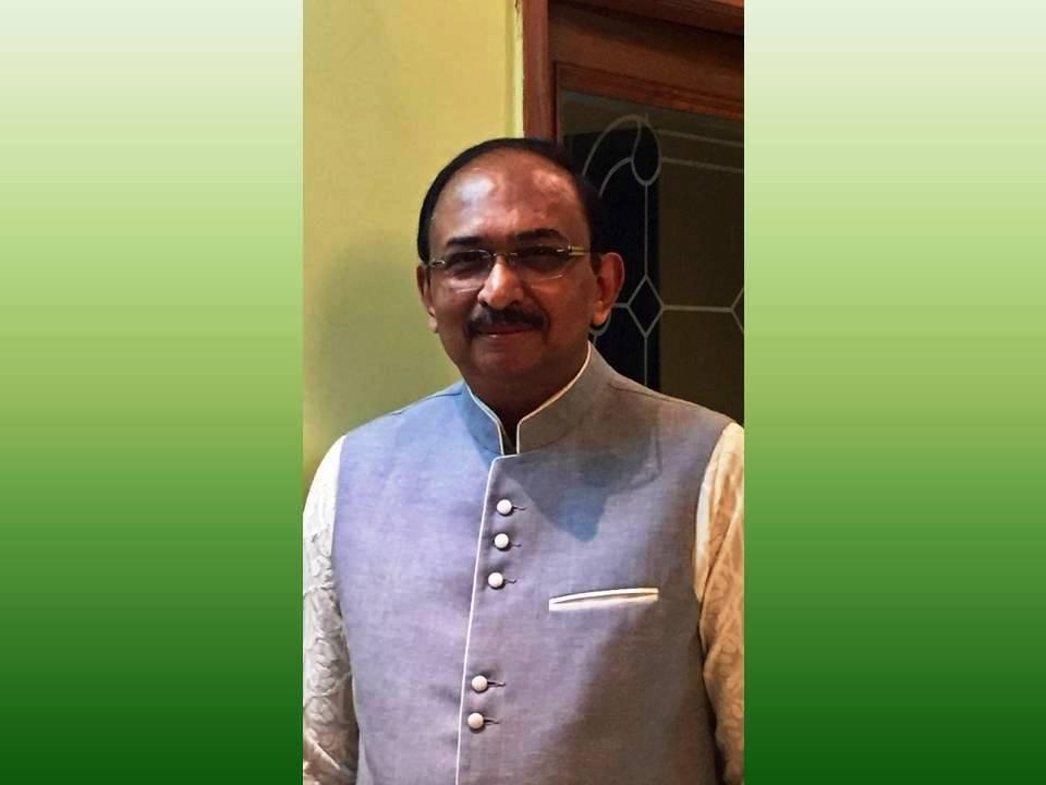Shri Rakesh Kumar - SECRETARY