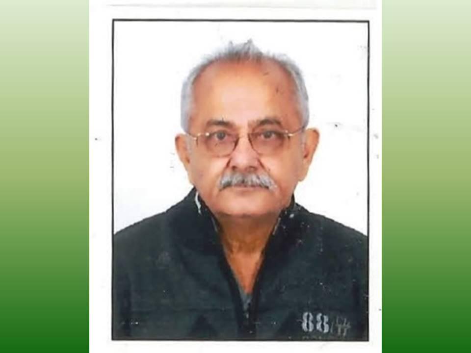 Shri Dheeraj Malik - GOVERNING COUNCIL MEMBER